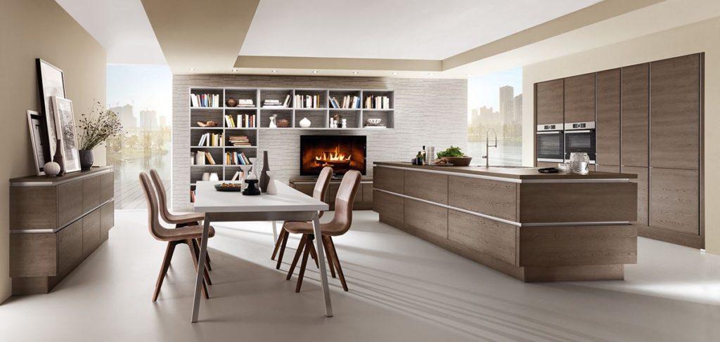 Designer style kitchen