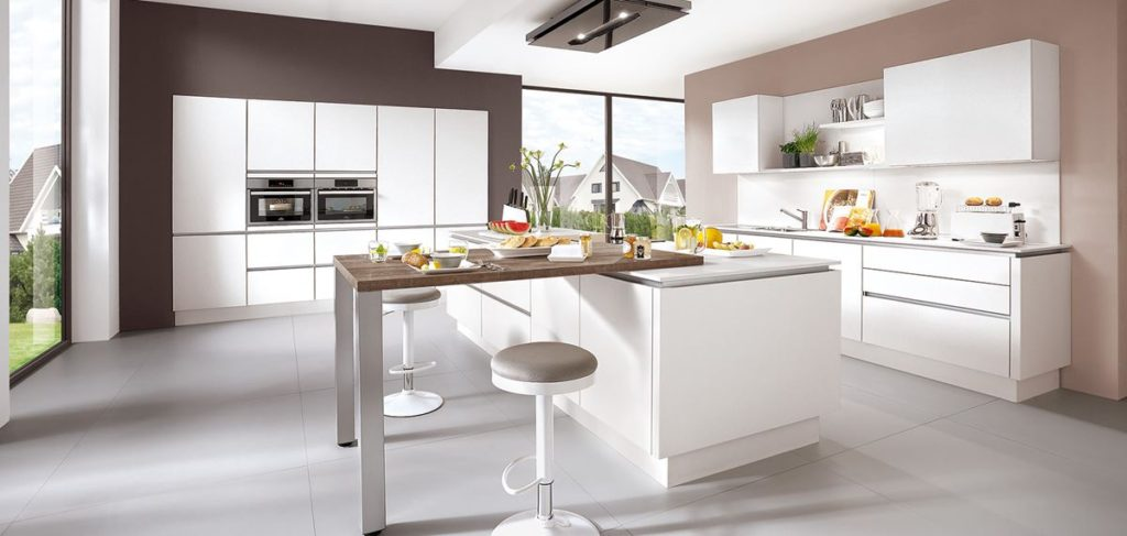 Designer style kitchens