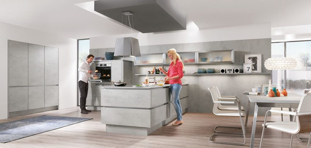handleless kitchens Stirling