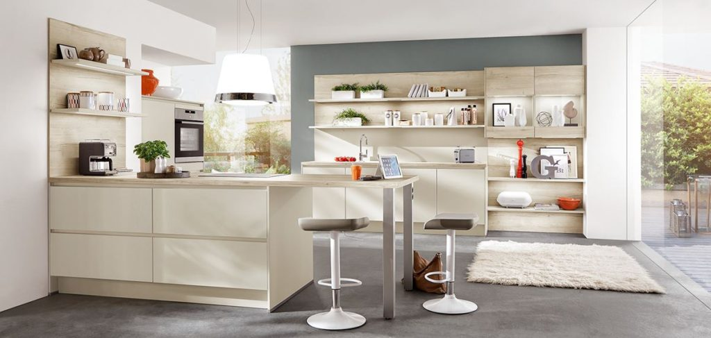 Modern Style German Kitchen