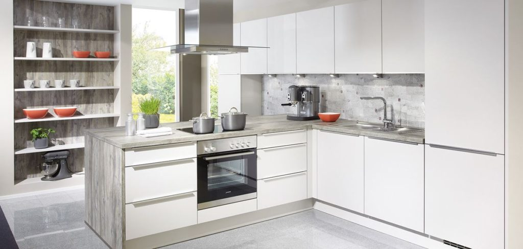 modern classic kitchens Stirling
