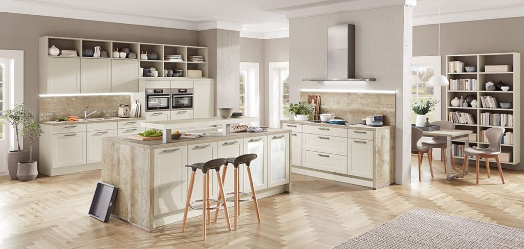 Modern Classic Kitchens Stirling Huge Range Aspire