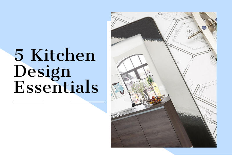 new kitchen planning essentials